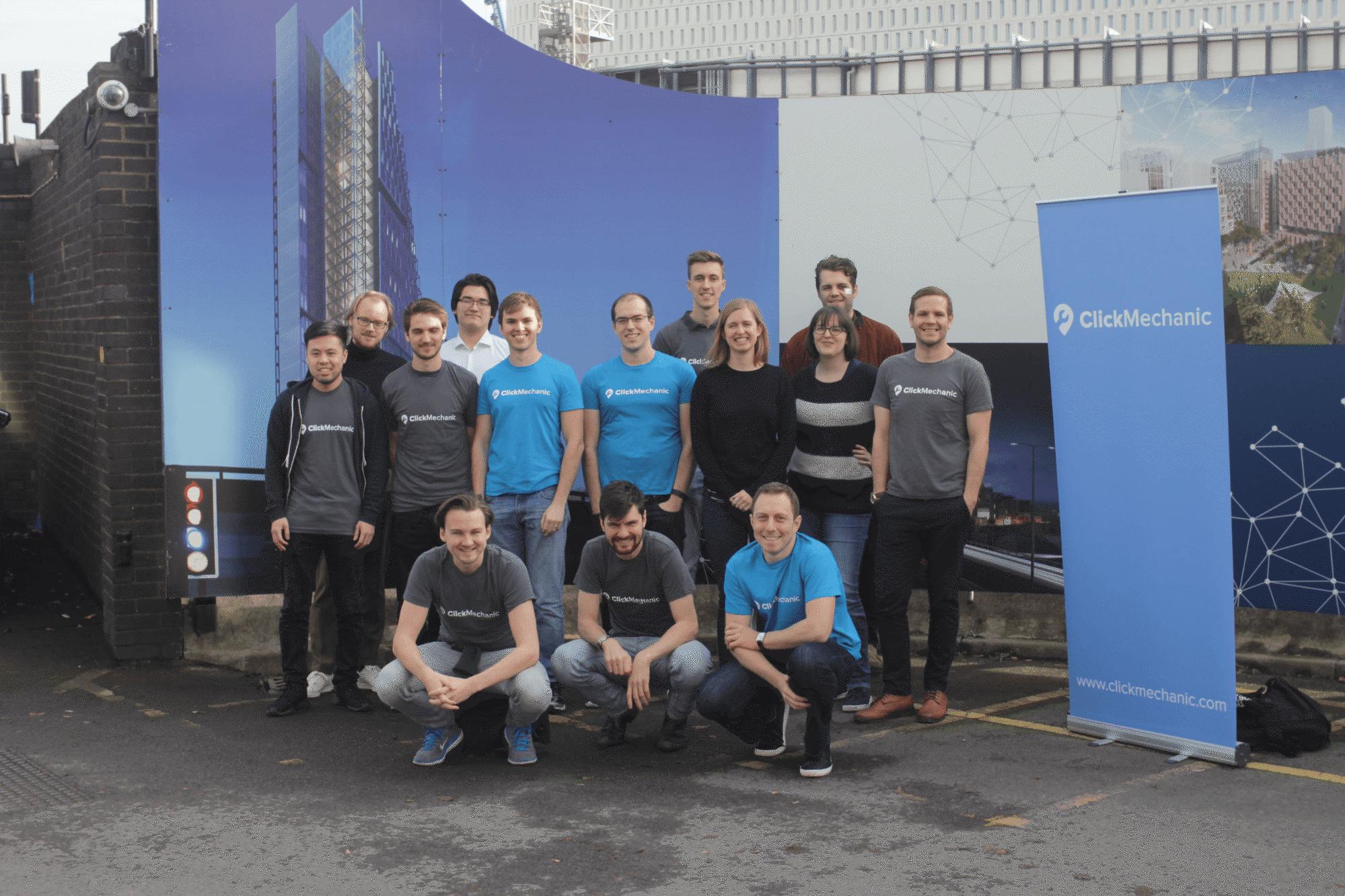 The ClickMechanic Team
