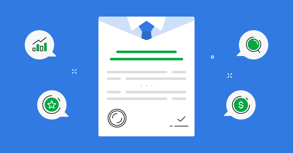 professional sales proposal template