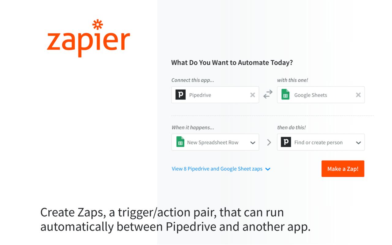 real estate Zapier