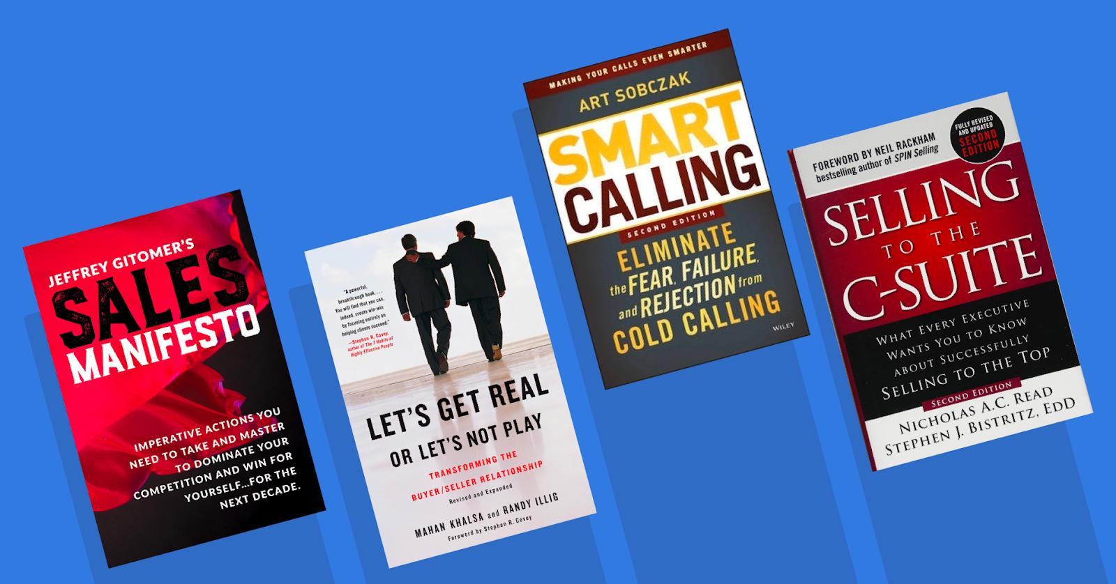 Sales books