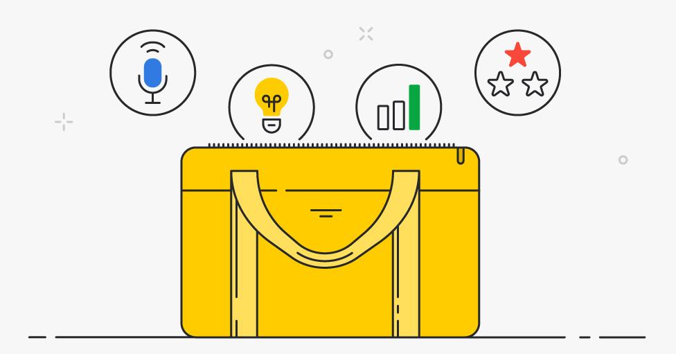Sales presentation ideas