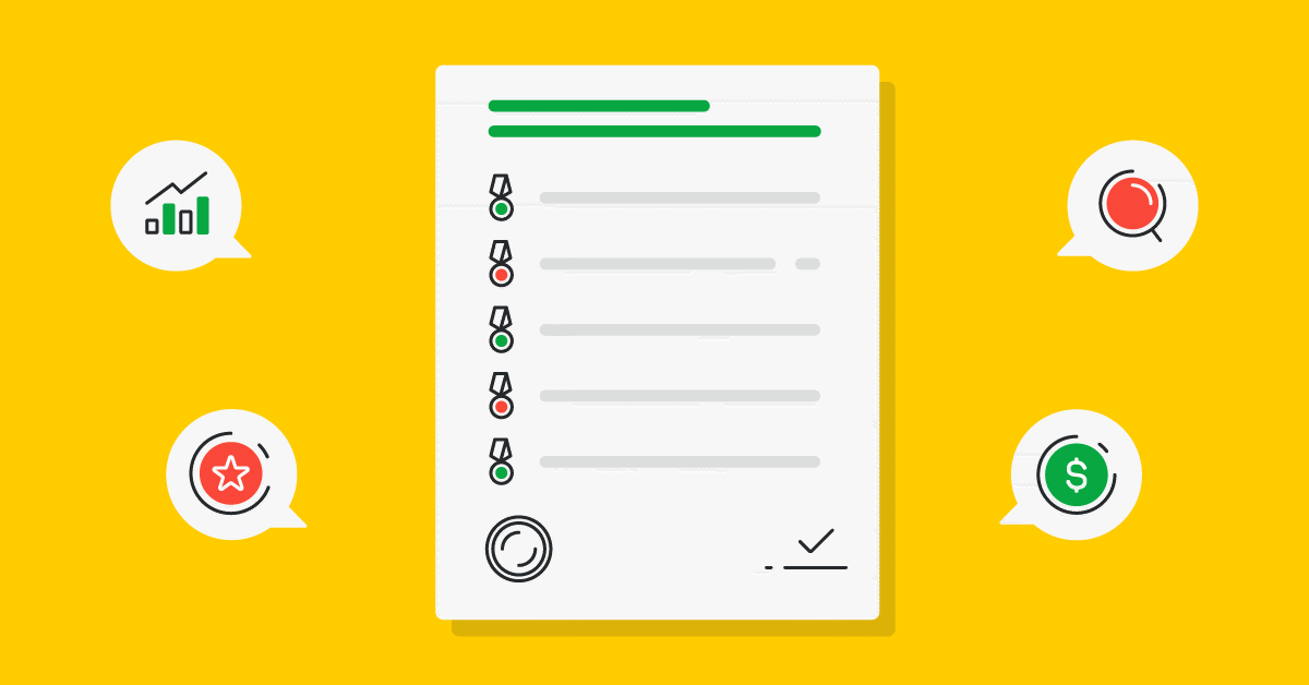 5 steps to creating a sales proposal template